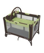 Graco Pack 'n Play Travel Playard, Portable Playpen, Bassinet, Baby, Cri... - £64.93 GBP