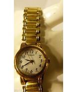 Pulsar Quartz Ladies Gold-tone Band Watch  - $39.98
