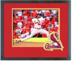 Carlos Martinez 2014 St. Louis Cardinals - 11 x 14 Team Logo Matted/Framed Photo - $43.55