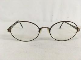 Ann Klein K1035 S 51-19-130 Brown Bronze Made in Italy Eyeglass Frames - $18.81