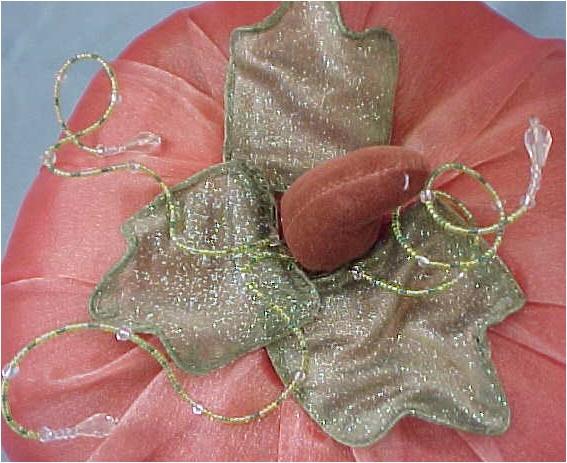 Soft Sculpture Russet Pumpkin
