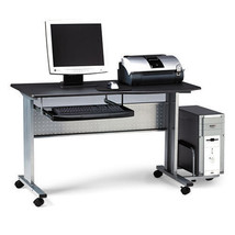 Mayline Eastwinds Mobile Work Table 57w x 23�d ... - $314.99