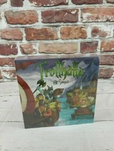NIB Z-Man Boardgame Trollhalla Alf Seegert Box Board Game New Sealed ZMG... - $29.03