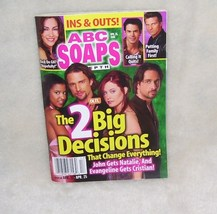 ABC Soaps In Depth April 25, 2006 Magazine Back Issue LIKE NEW! - $7.96