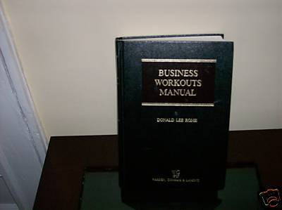 Business Workouts Manual by D. Rome (1985)