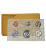 1963-P Proof Set United States US Mint Original Government Packaging Box - ₨2,041.38 INR