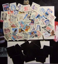 US STAMP LOT 1987-1988 DEFINITIVE MINT SET COLLECTION AS ISSUED BY USPS - $15.95