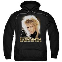 Labyrinth - Jareth Adult Pull Over Hoodie Officially Licensed Apparel - $34.99+