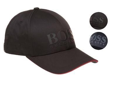 Hugo Boss Men's Premium Adjustable Sport Hat Cap 50378279
