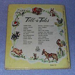 Tell A Tale Book Pop-O The Clown