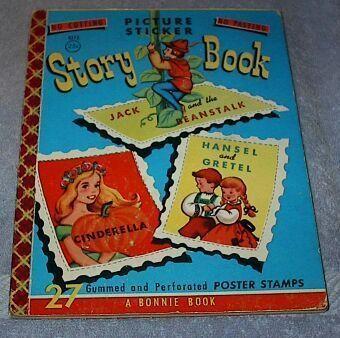 Bonnie story book1