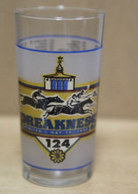 1999  PREAKNESS 124 Glass - $6.00