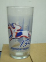 134 KENTUCKY DERBY GLASS  mint Condition  2008 - $6.00
