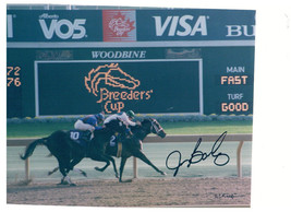 8x10 photo  1996 B Cup Juvenile winner Boston Harbor  signed by Jerry Ba... - $24.99