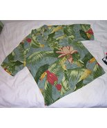 TONY LAMBERT NEW YORK Mens Hawain Shirt size Large - $10.00