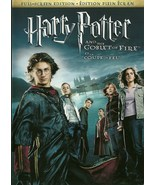 Harry Potter And The Goblet Of Fire DVD Daniel ... - $8.98