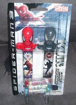 SPIDER-MAN 3 KLIK Candy Dispenser 2 Pack from 2007 - $5.96
