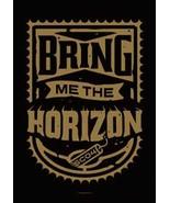 Bring Me The Horizon Poster Flag Dynamite Shield - $12.99
