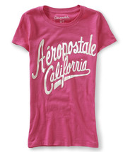 Aeropostale Graphic Women's XL T-Shirt Pink Force + 25% off next your or... - $15.99