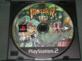 Playstation 2 - eidos - MONSTER LAB (Game Only) - $6.25