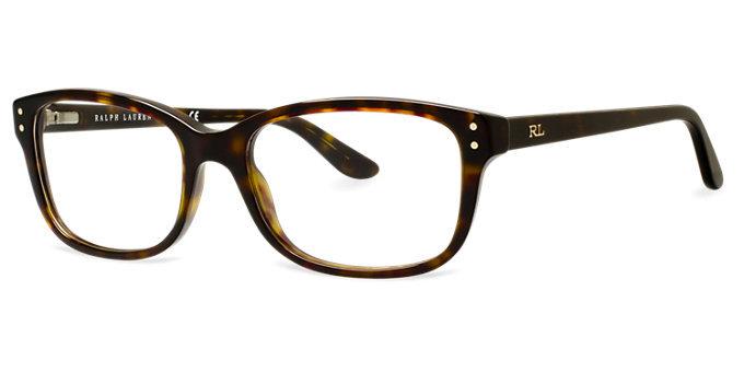 a37485e9742 713132333822 shad qt. 713132333822 shad qt. New Authentic RL6062 5003 Ralph  Lauren Brown Eyeglass frame 52mm