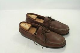 Mens West Marine Comfort Original Upper Leather Boat Deck Casual Loafer ... - $19.99