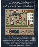 Summer Stitching Little House Needleworks Cotton Threadpack Classic Colo... - $14.00
