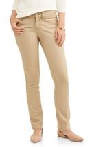 Time & Tru Women's Hi Rise Bootcut Denim Jeans Size 24 Brownstone NEW - $29.69