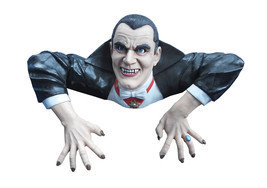 DRACULA GRAVE WALKER HALLOWEEN PROP Haunted House Prop - €113,86 EUR