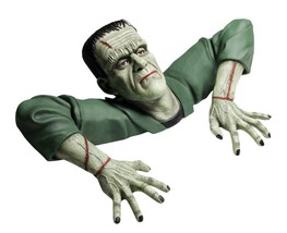 FRANKENSTEIN GRAVE WALKER HALLOWEEN PROP Haunted House Prop - €113,94 EUR