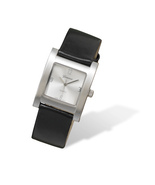 Men's Fashion Watch with Black Band - $0.00