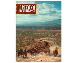 Arizona Highways Antiquarian Collectible July 1954 Magazine - $39.99