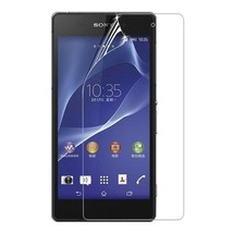 Clear Crystal Transparent LCD Screen Protector Guard Shield For Sony Xperia Z2 - $4.99