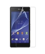 Clear Crystal Transparent LCD Screen Protector Guard Shield For Sony Xpe... - $4.99