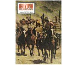 Arizona Highways Antiquarian Collectible Mar 1972 Magazine - $39.99