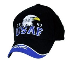 US AIR FORCE 1947 Emroidered with Eagle Military Hat Baseball cap - $23.95