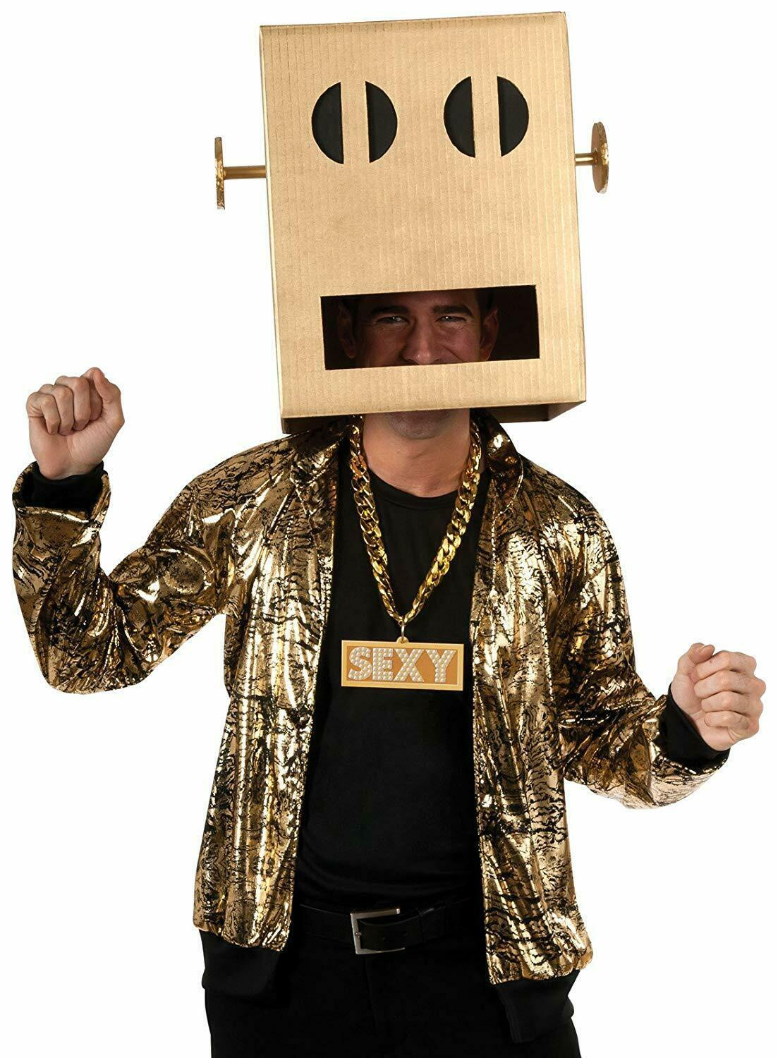 Standard -Rubie's Costume Lmfao Robot Pete Shuffle Bot Party Rock Anthem Costume