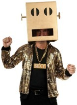 Standard -Rubie's Costume Lmfao Robot Pete Shuffle Bot Party Rock Anthem... - $37.99