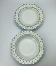 Mikasa  BALI-HAI Younger Than Springtime Salad Plates -Set of 2 - $19.79
