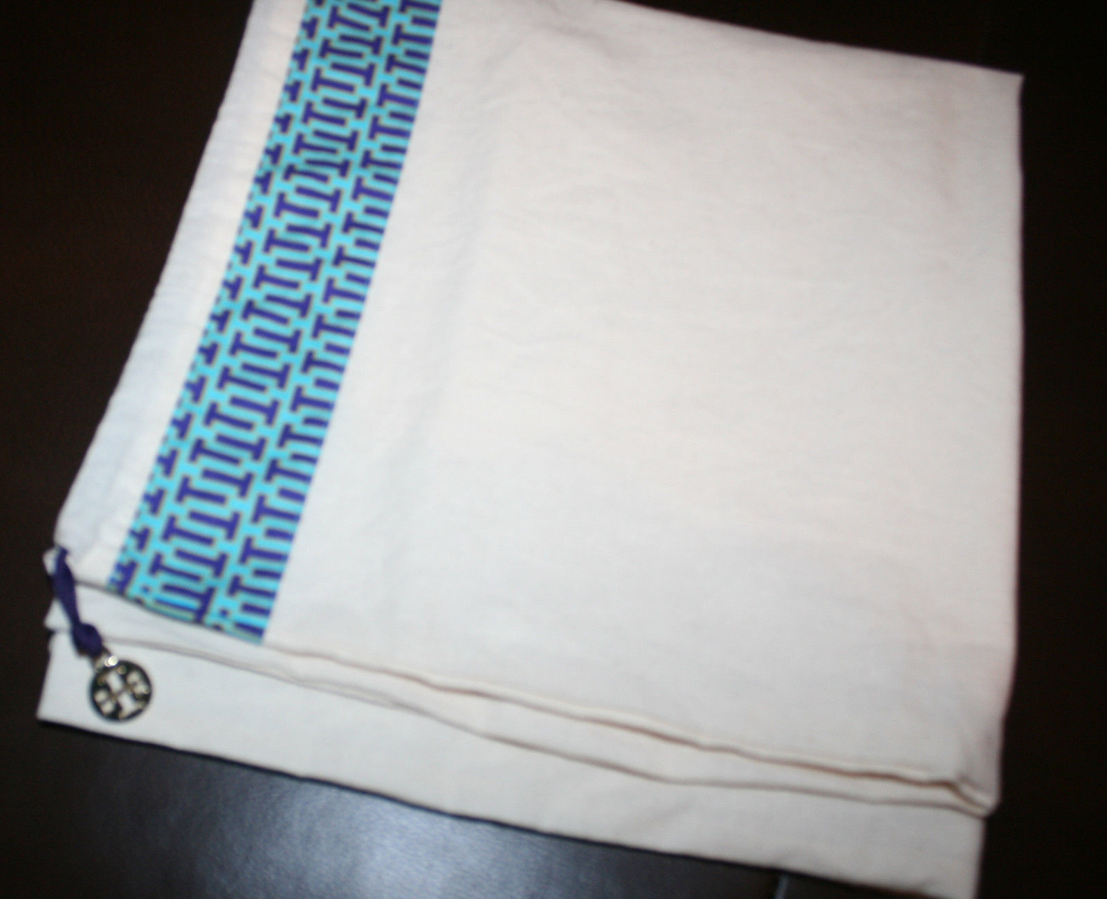 "Primary image for TORY BURCH Dust Bag 12"" X 15"""