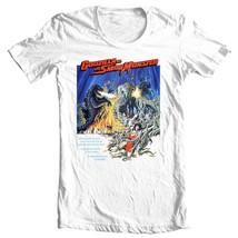 Godzilla vs the Smog Monster t-shirt vintage old sci fi film free shipping tee image 2