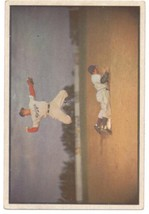 1953 Bowman Color #33 Pee Wee Reese Dodgers VG/EX Very Good/Excellent  - $400.00