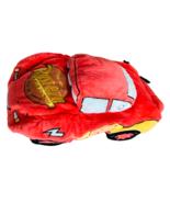 Disney Cars Lightning McQueen Plush Stuffed Toy - $14.85