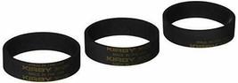 Kirby FBA_301291 3 Ribbed Vacuum Cleaner Belts, Black 3 Belts - $9.09