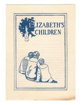 Woman Author Margaret Westrup John Lane Publisher Advert Elizabeth's Chi... - $12.99