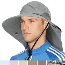 Premium Outdoor Sun Hat for Men, Women | Sun Protection Hat for Hiking, Fishing,