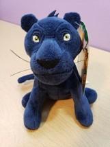 "Disney 6"" Bagheera Plush Marked Shere Kahn NEW Jungle Book - $14.58"