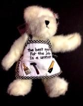 "Boyds Bears ""Vera Capable"" 8"" Plush Razz-Bearie - #903221 -NWT- 2004- Re... - $19.99"