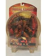 Mortal Kombat Collectible Figurines Goro Series One - $143.54