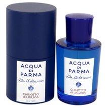 Blu Mediterraneo Chinotto Di Liguria by Acqua Di Parma 2.5 oz EDT Spray (Unisex) - $61.90